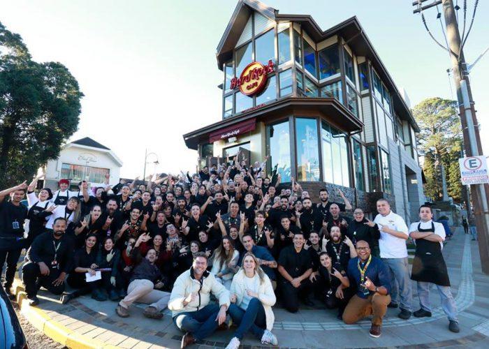 Café com Rock em Gramado